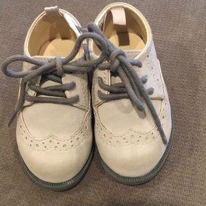 Gymboree Wingtip Toddler Shoes